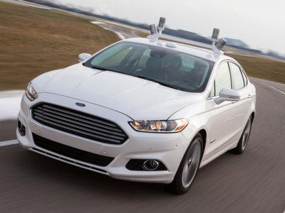 El coche autónomo de Ford llegará en 2021... y no tendrá volante ni pedales