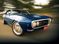 El 1968 Pontiac Firebird by Year One de A. J.