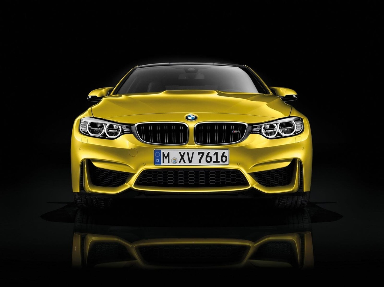 Foto de BMW M4 2014 (1/16)