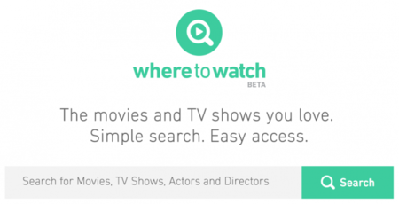 Con Where To Watch, la industria quiere que consideres todo lo oficial antes del P2P