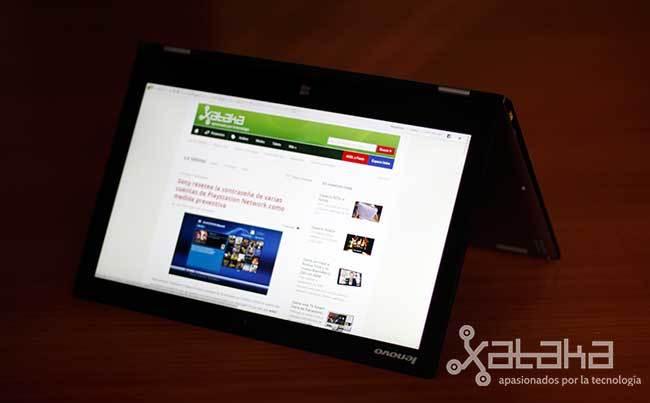 Foto de Lenovo IdeaPad Yoga 2 Pro (25/31)