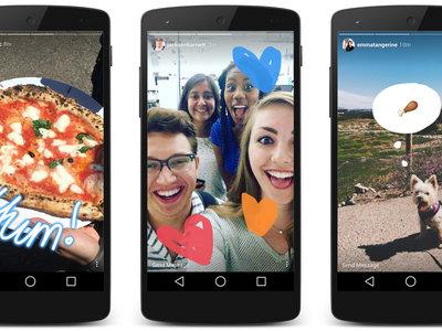 Próximamente podrás compartir a tu muro de Facebook las Stories de Instagram