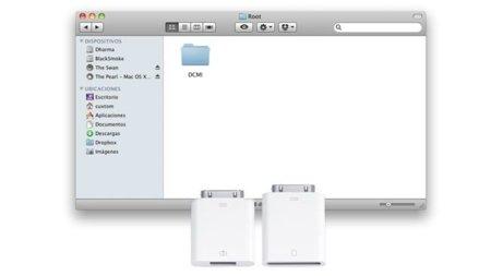 Usos alternativos para el Camera Connection Kit