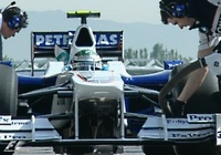 BMW Sauber optimista de cara al futuro