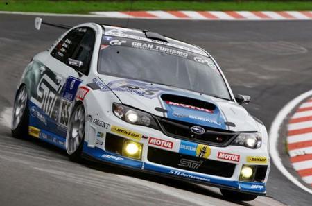 Subaru duda entre el WRC y el WTCC