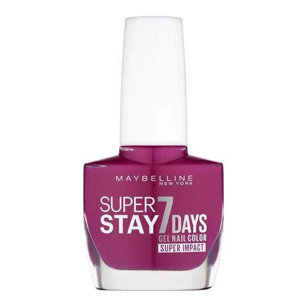 Superstay 7 Días Super Impacto Maybelline