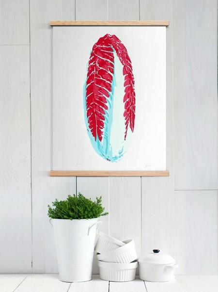 Con STiiCKs puedes enmarcar imágenes, láminas y carteles de la forma más sencilla y sin dañarlos