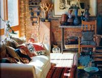 Artesanía africana ¿piensas que no tiene cabida en tu decoración?