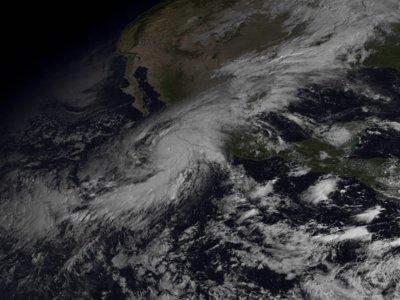 Así es como sabemos que el huracán Patricia es el más imponente del Océano Pacifico
