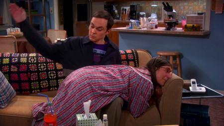 Amy Y Sheldon Tienen Relaciones