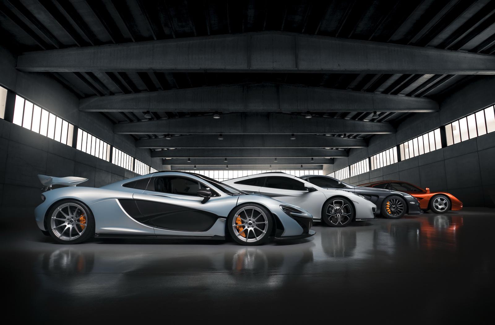 Foto de McLaren MSO (1/6)