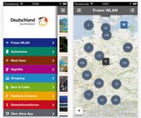 Aplicaciones viajeras: Youth HotSpot, puntos de conexión wifi gratuitas en Alemania