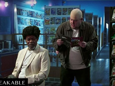 Samuel L. Jackson repasa su larga carrera en 11 hilarantes minutos