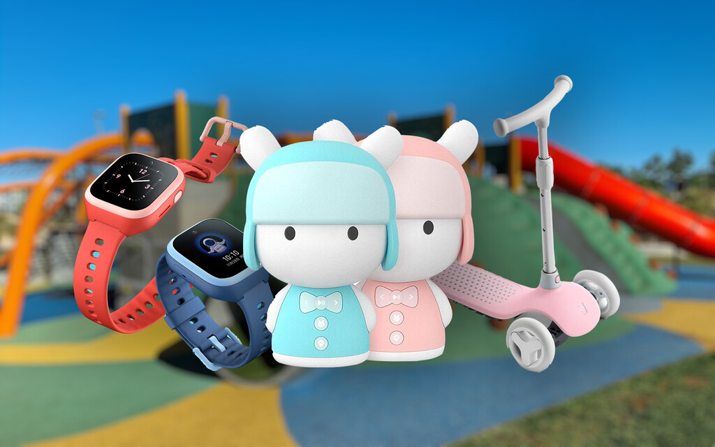 The most charming products for children that Xiaomi sells in China (and that we are looking forward to seeing in Spain)