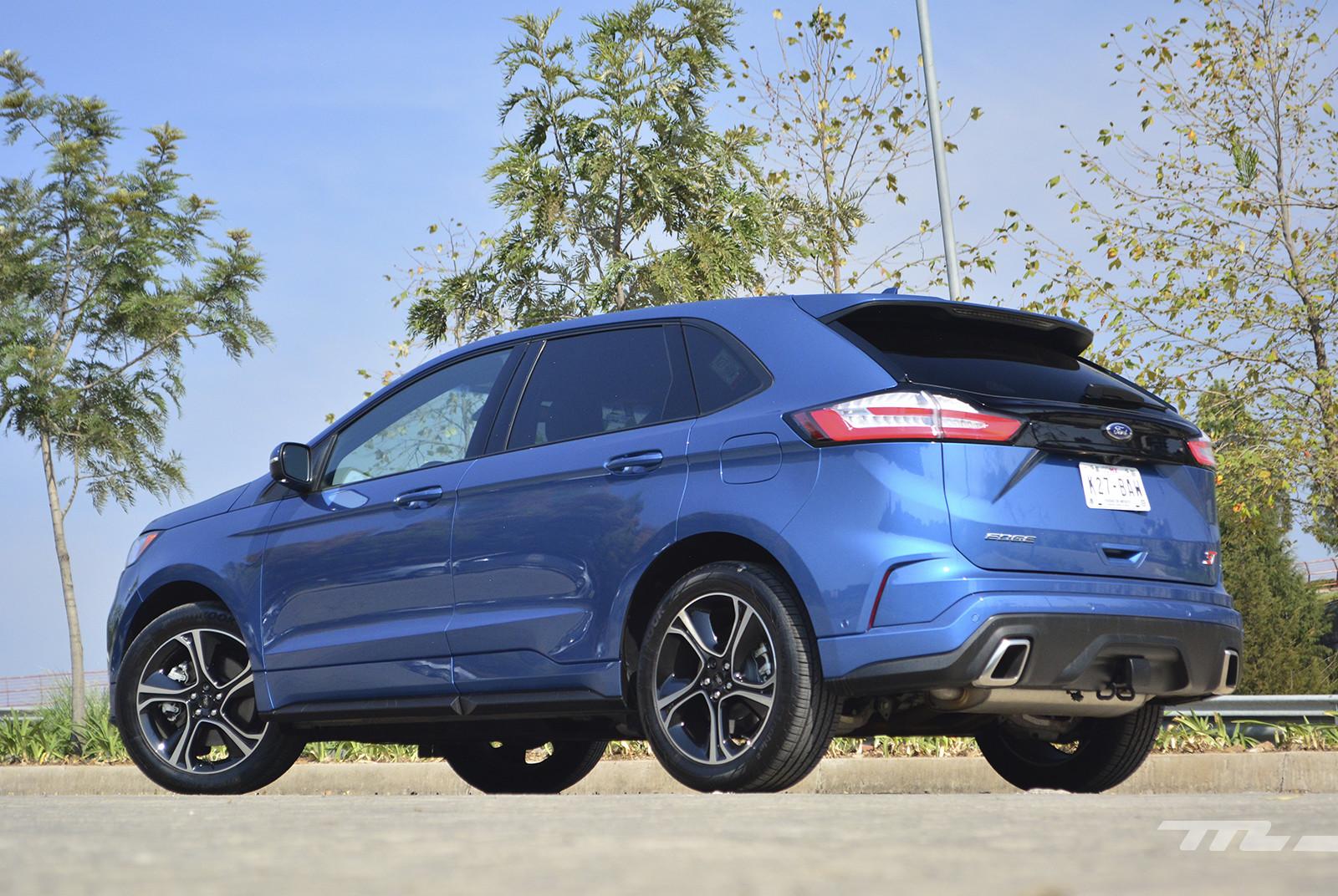 Foto de Ford Edge ST (prueba) (6/20)