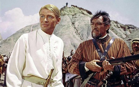 peliculas ver en la vida Lawrence de Arabia