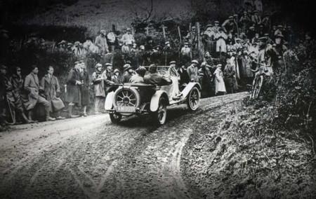 Logos de coches - Aston Martin 1914