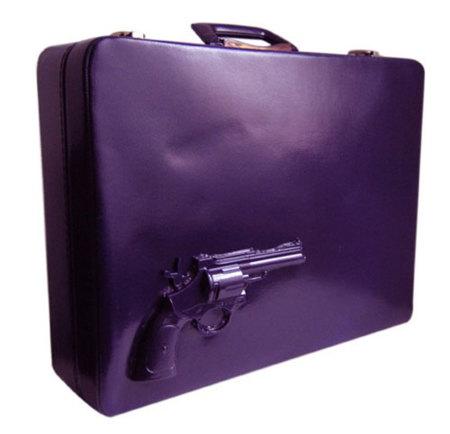 Un maletín muy sospechoso