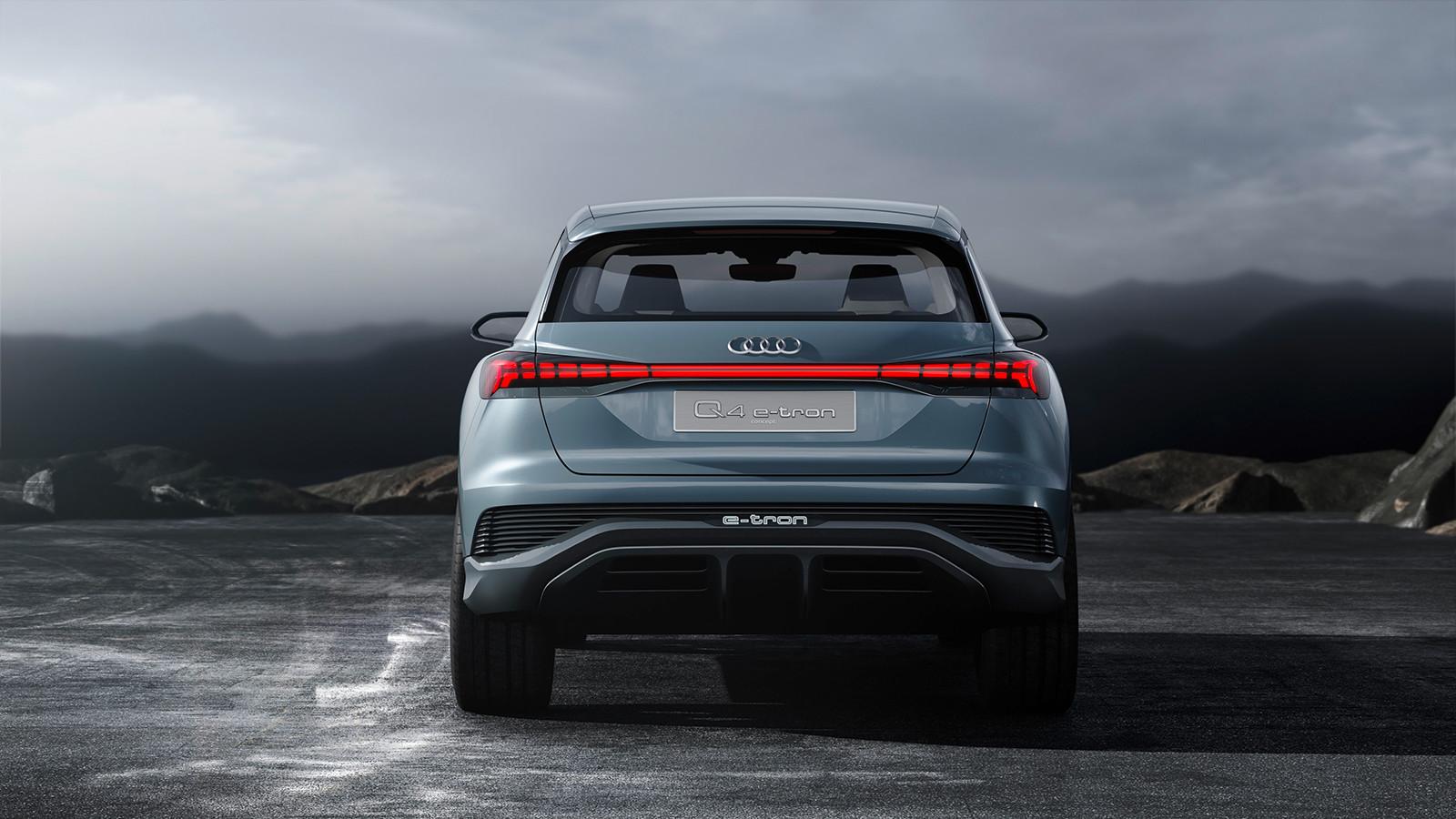 Foto de Audi Q4 e-tron concept (8/19)