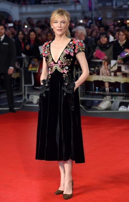 Cate Blanchett In Schiaparelli Haute Couture