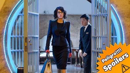'Sin identidad', entre el drama y el thriller