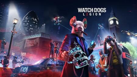 Jugamos 'Watch Dogs Legion': una revolución donde todos somos protagonistas y la tecnología será nuestro gran aliado