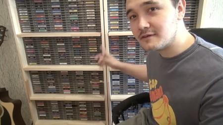 'The Mexican Runner', el primer gamer del mundo que (parece) completará cada uno de los 714 juegos de NES