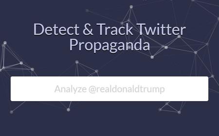 Botcheck Propaganda Twitter