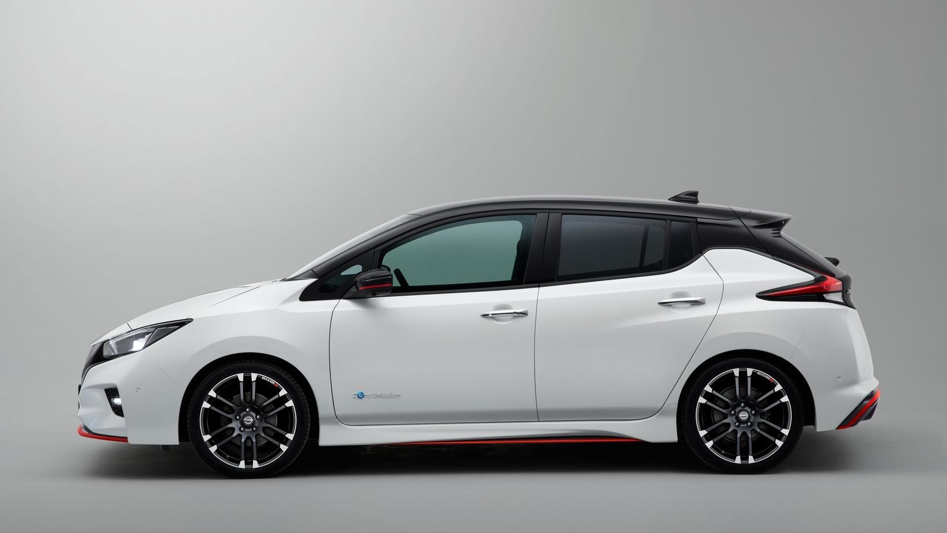 Foto de Nissan Leaf Nismo Concept (2/7)