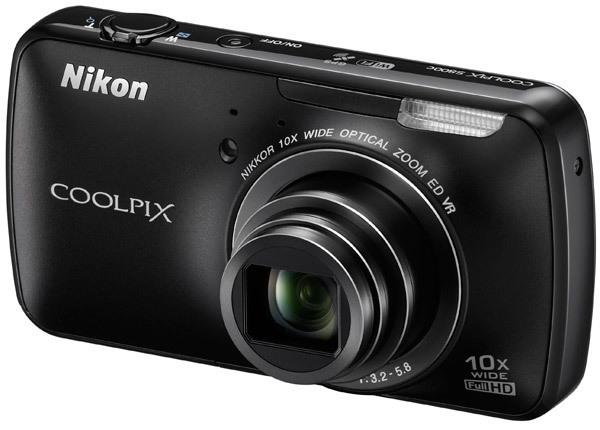 Nikon CooolPix S800c