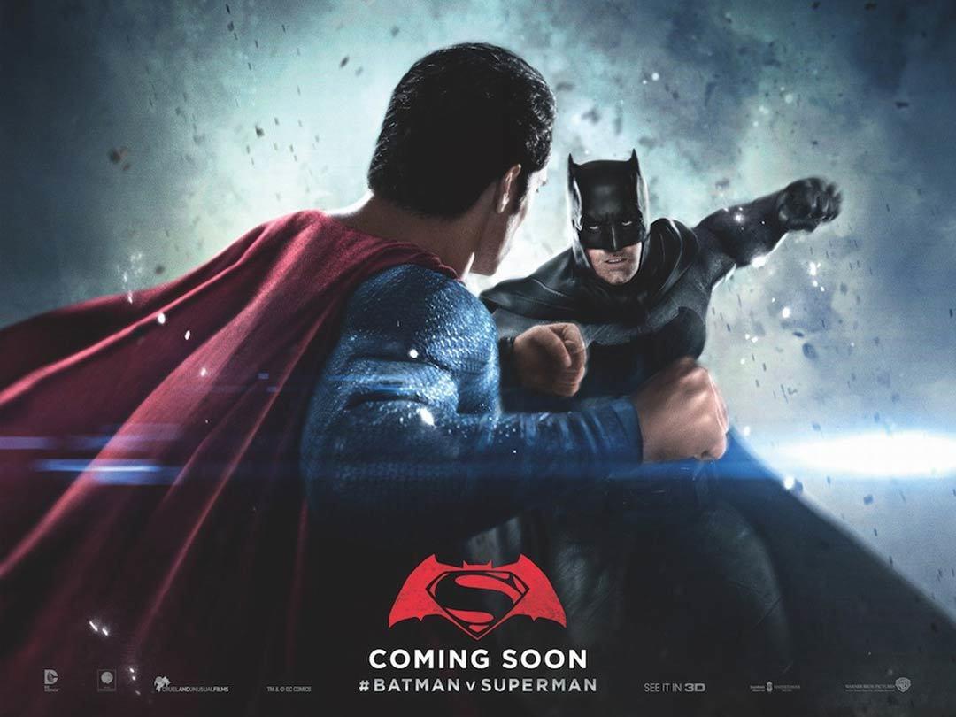 Foto de 'Batman v Superman: El amanecer de la justicia', carteles (13/14)