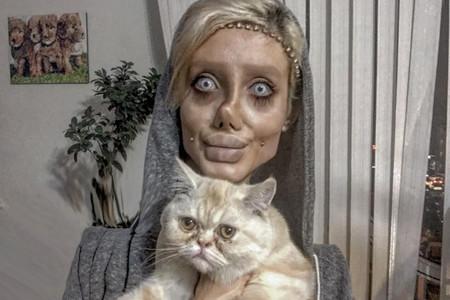 """¿Recuerdas a la mujer iraní que se operó para parecer un zombi? Ha sido arrestada por """"crímenes culturales"""""""