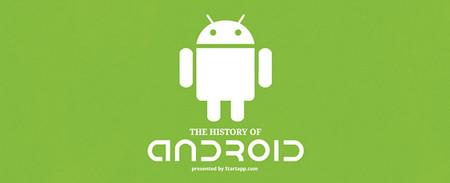 La historia de Android, un sistema operativo que ha roto esquemas [Infografía]