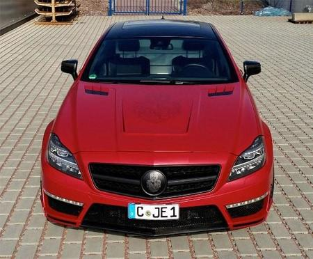 Mercedes Benz CLS63 By German Special Customs