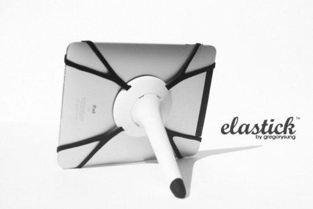 Elastick le pone una pata a tu tablet