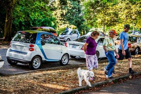 Car2go llega a Seattle, en el Noroeste de Estados Unidos