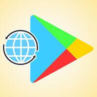 Cómo cambiar el país de Google Play