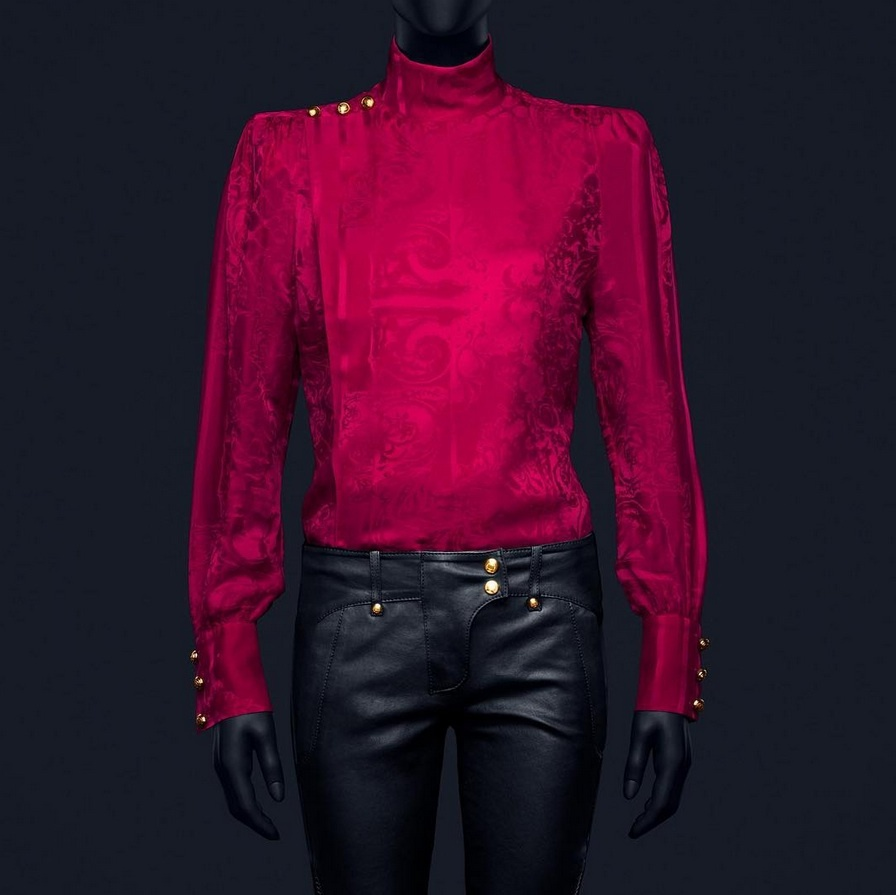 Foto de H&M x Balmain lookbook (51/63)