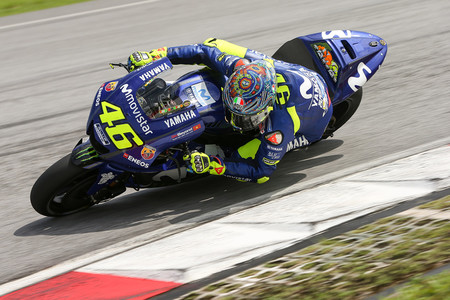 Valentino Rossi Test Sepang 02