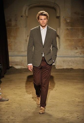 Hermès, Primavera-Verano 2010 en la Semana de la Moda de París IV