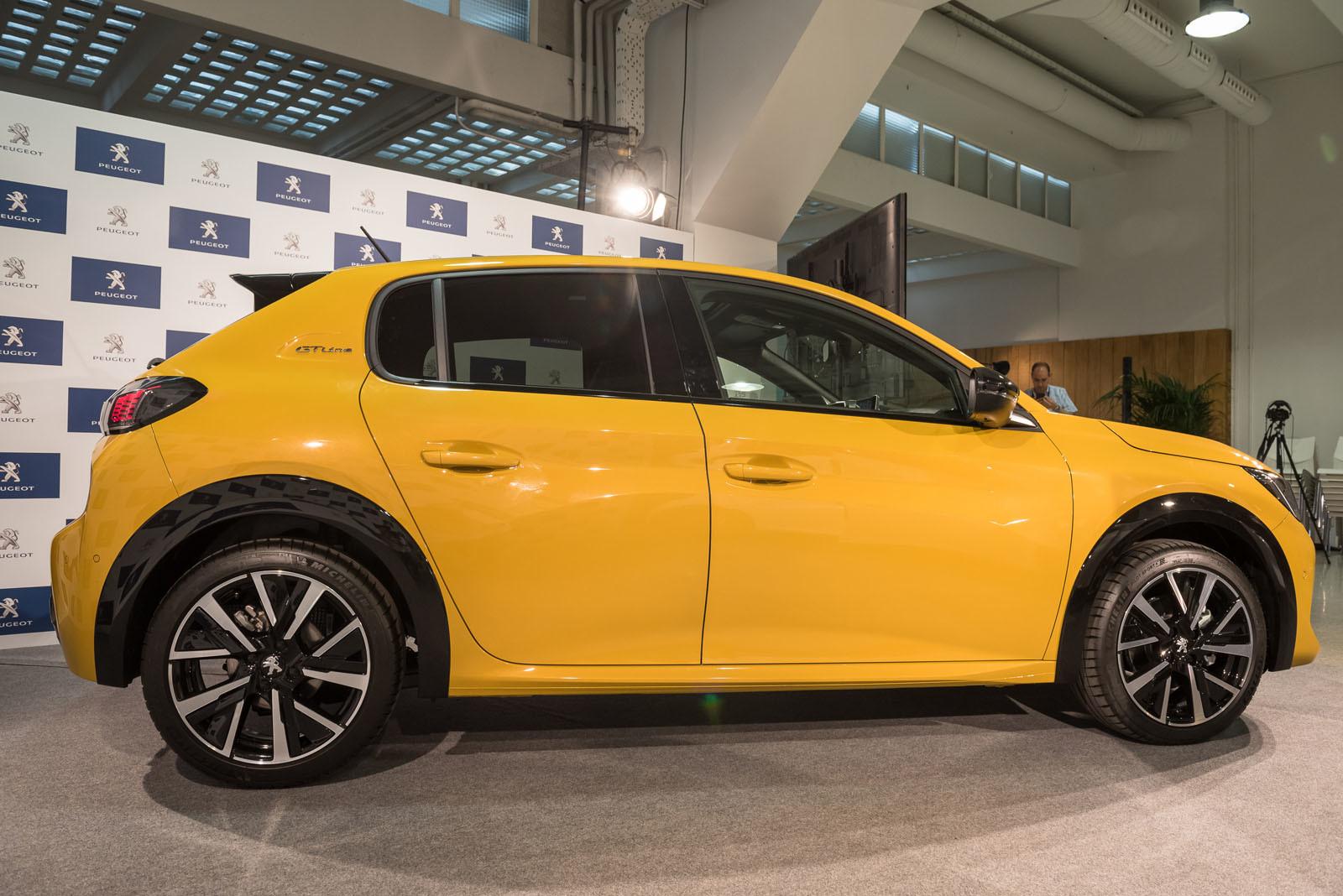 Foto de Peugeot 208 y e-208 2019 (presentación estática) (11/64)