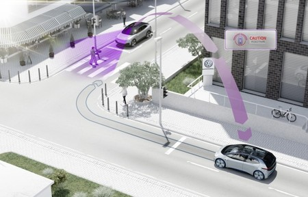 """Volkswagen dejará que sus autos """"hablen"""" entre si para evitar accidentes a partir de 2019"""