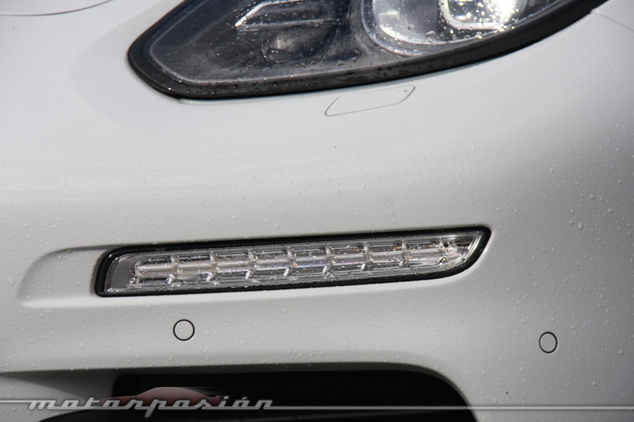 Foto de Porsche Panamera S E-Hybrid (prueba) (9/64)