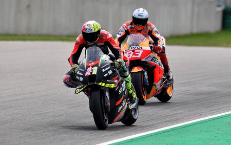 Espargaro Marquez Alemania Motogp 2021