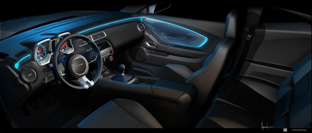 Foto de 2010 Chevrolet Camaro (53/56)