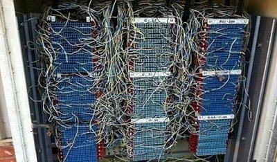 Un posible sabotaje deja a miles de clientes sin Internet en el Vallés oriental