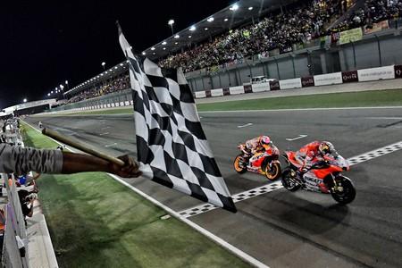 Andrea Dovizioso Motogp Catar 2018 3