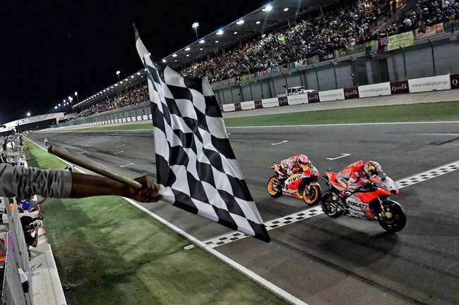 Dovizioso gana el primer round contra Márquez: la batalla por el título de MotoGP 2018 ha comenzado