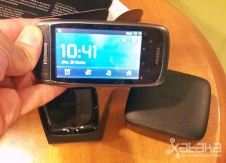 Archos 35 Smart Home Phone, un terminal Android para el fijo de casa