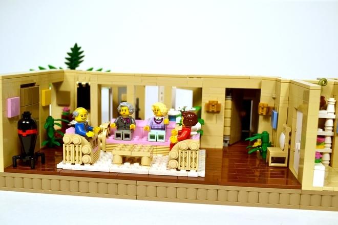 Foto de La versión LEGO de 'Las chicas de oro' (17/19)
